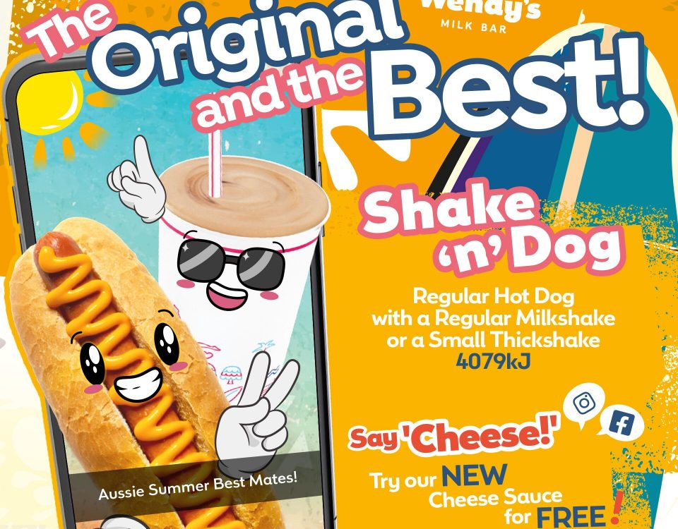 The Original and the Best! Shake n Dog