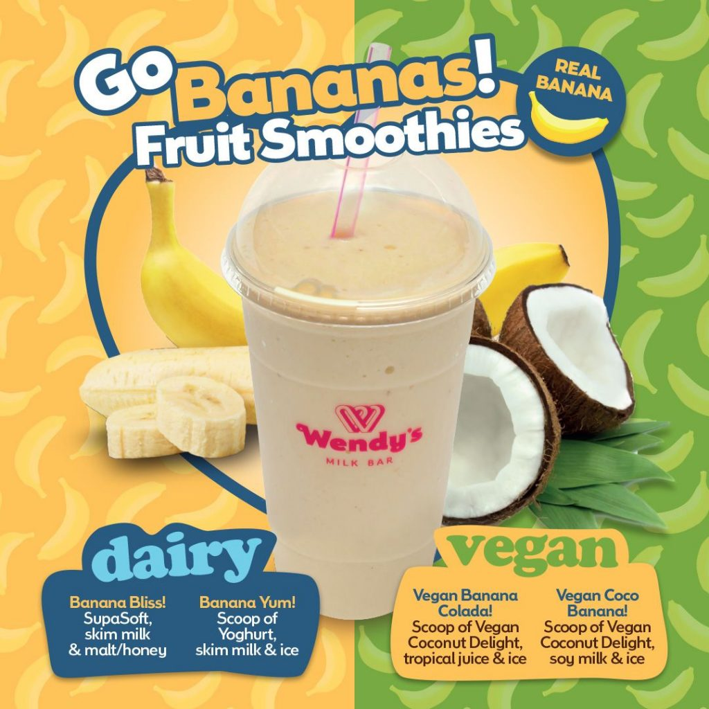 Go Banana's! Fruit Smoothies