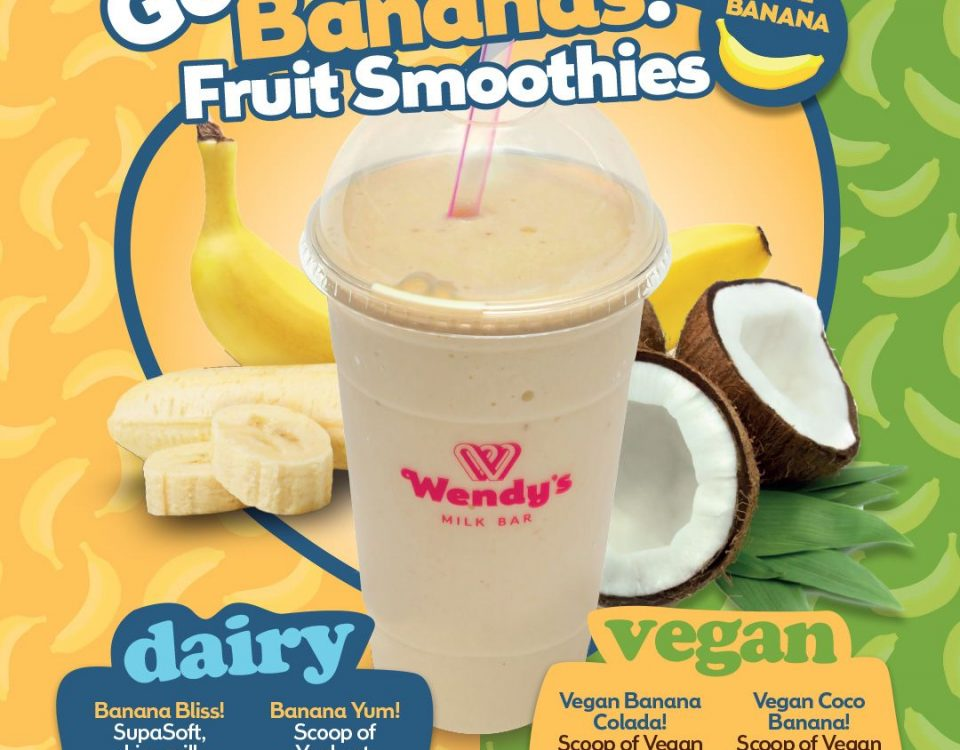 Go Banana's! Fruit Smoothies